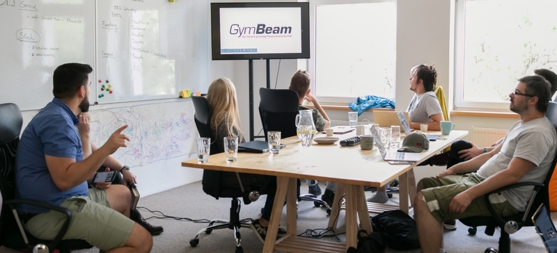 Starport's Startump Camp Gymbeam