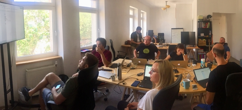 Starport's Startump Camp HubHub